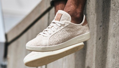 Reebok's sustainable trainers made from plants