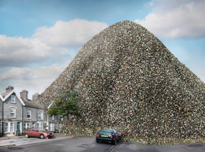 Bristol launches citywide campaign to reduce mountain of litter