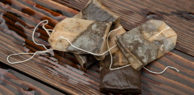 Should you put tea bags in your food waste bin?