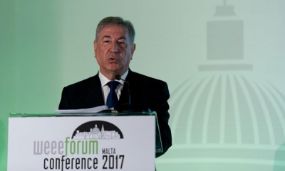 WEEE exemplifies 'triple win' of recycling, says EU commissioner Vella