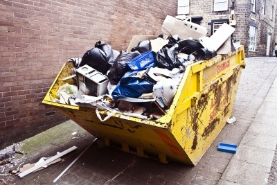 Walsall to trial free street skips after rise in fly-tipping