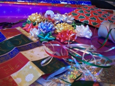 What can you recycle at Christmas?