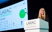 An image of Carole Taylor at the LARAC conference