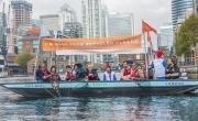 Locations chosen for Hubbub's plastic fishing tour