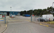 Fire at Inverness waste transfer station