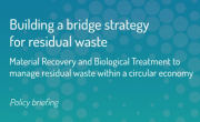 Zero Waste Europe calls for EU 'bridge strategy' for residual waste