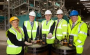 'Advanced-technology' recycling plant opens in Scotland