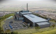 An artist's impression of Viridor's new plastics facility in Avonmouth