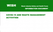 WISH Covid-19 guidance