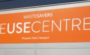 John Griffiths AM opens Wastesavers Reuse Centre