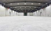 Low-level radioactive waste storage vaults open