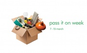 Zero Waste Scotland announces national 'Pass it on Week'