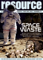 Space waste - issue 74