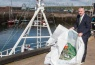 Fishing for Litter removes 800 tonnes of waste from Scottish waters