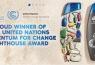 Head & Shoulders wins UN award for first beach plastic shampoo bottle
