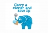 Scottish carrier bag charge awareness campaign launched