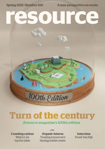 Resource issue 100