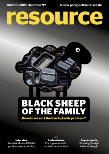 Resource Issue 97 Cover