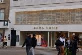 Zara Home store in Briggate, Leeds