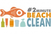 Volunteers sought for #2minutebeachclean