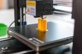 3D printing machine.