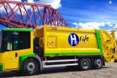 Fife takes delivery of 'world first' diesel-hydrogen RCVs
