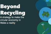 A screenshot of the 'Beyond Recycling' consultation document
