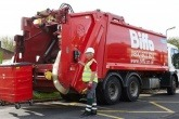 A Biffa waste collection truck