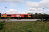 Biffa train.