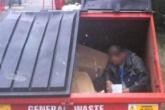 Industry unites to tackle danger of rough sleepers in bins