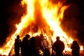EA urges safe bonfire practice