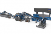 render of CCC's C&D waste recycling plant