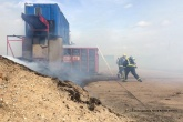 Five waste site fires in five days