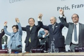 COP21 breeds 'historical' climate change agreement