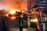 Fire breaks out at Recycle Force