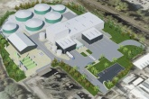 'World first' enzyme waste treatment plant to open next year