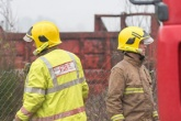 Norfolk waste fire expected to burn for a week