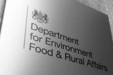The Defra sign