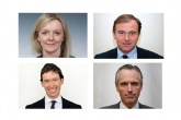 Rory Stewart replaces Rogerson at Defra