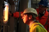 Duke of Kent officially opens Billingham incinerator