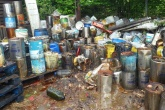 Operator banned from waste management after decade of illegal waste oil trade