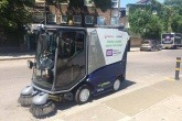 Veolia unveils first zero-emission street cleansing vehicles in London