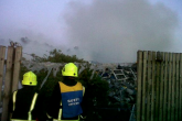 Swindon council launches inquiry into recycling fire