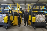 Teignbridge District Council selects Middleton Baler to increase capacity