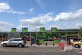 A household waste and recycling centre