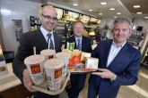 Partnership reduces McDonald's packaging waste