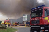 4,000 bales alight at Mid UK Recycling