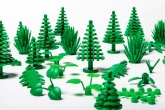 LEGO launches bioplastic bricks