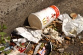 Study reveals differing definitions of litter for under-25s