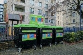 London flats recycling facilities